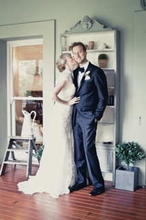 My romantic, vintage style wedding. Photo by Level Eleven Photography.