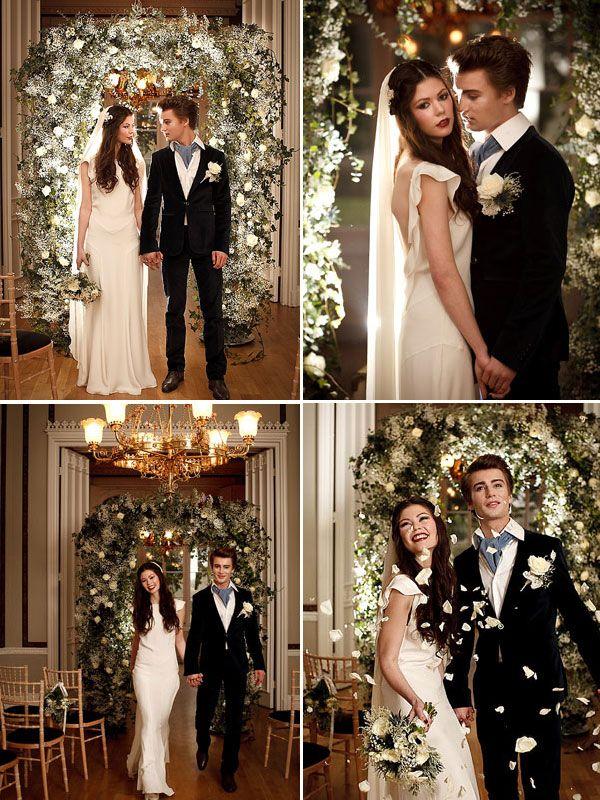 1000 Images About Twilight Wedding Theme On Pinterest