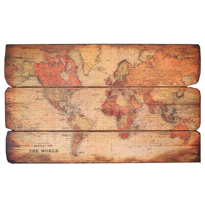 There's still a part of me that wants an antique wall map of Narnia someday...