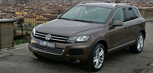 Volkswagen Tuareg Coupe