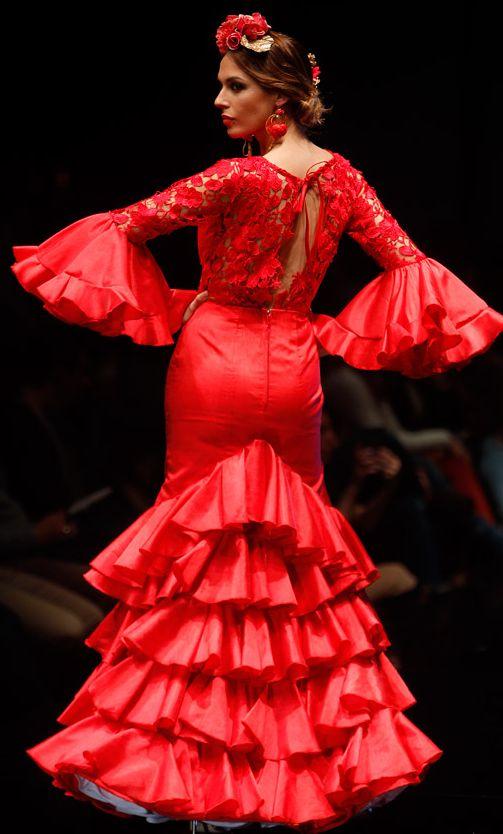 Flamencas, Simof 2016