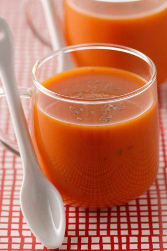 Le gaspacho, super antioxydant