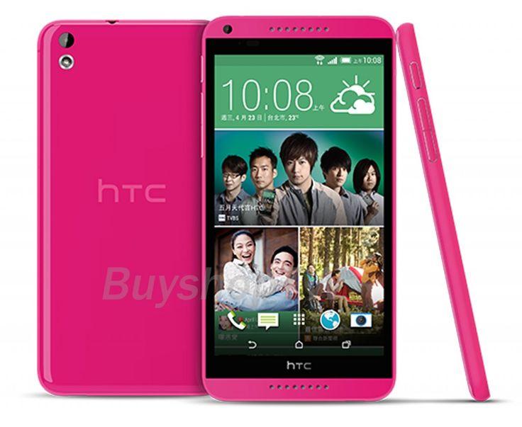 HTC Desire 816   Top 10 Pink Smartphones