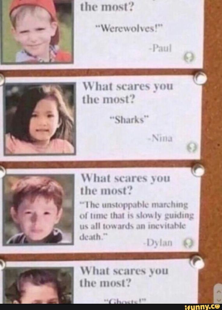 That kid has a bright future