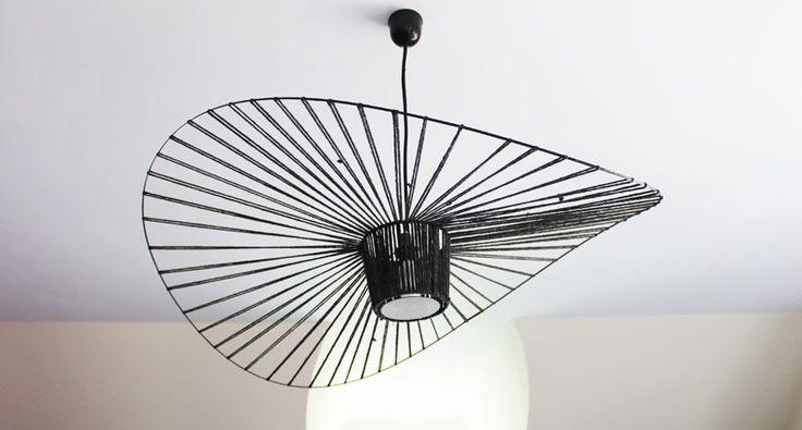 Une suspension design 100% récup DIY – IDDIY – Interior Design et DIY