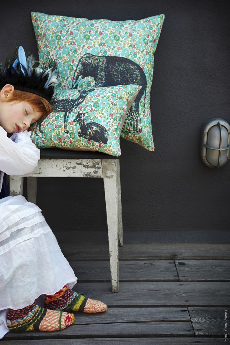 Cushions - coming soon - La cerise sur le gateau - Photo : Coco Amardeil