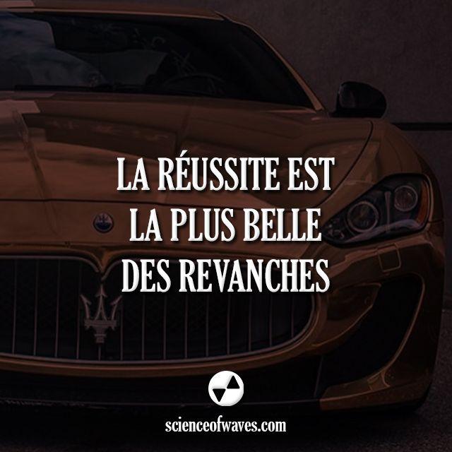 La réussite est la plus belle des revanches.  #réussite #milliardaire #motivation #entrepreneur #pdg #argent #style