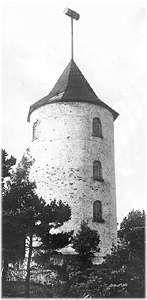 Pellinge igenkänningsbåk på Glosholm 1863-1940