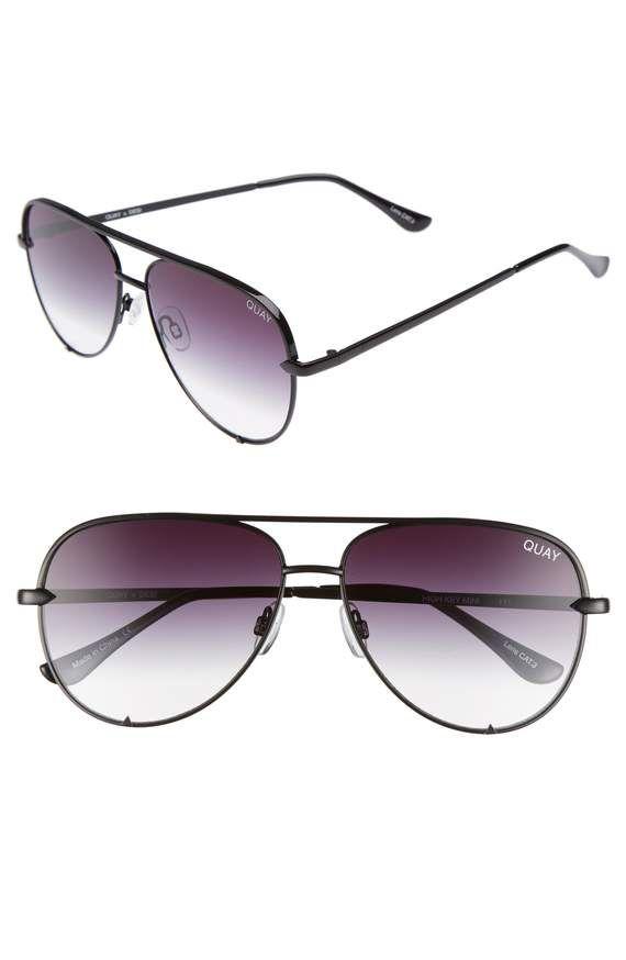 Quay Australia Sunglasses Black