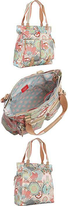 Oilily Bags. Oilily Shopper Bag (Cherrywood).  #oilily #bags #oililybags
