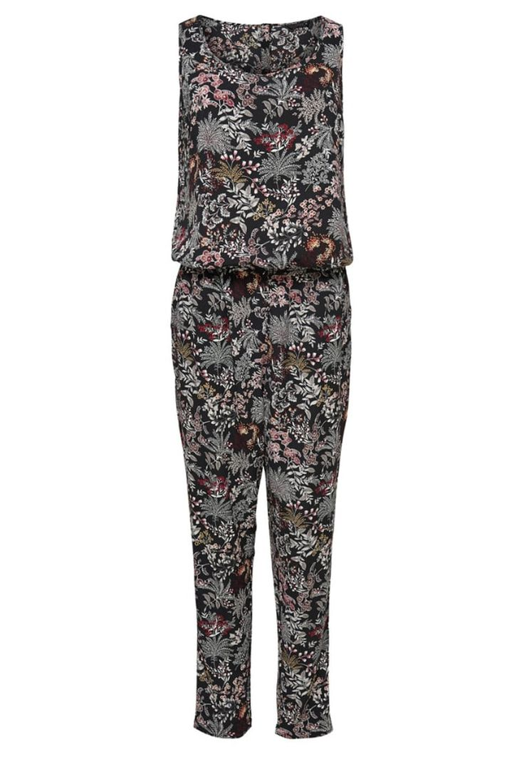 ONLY Jumpsuit black Bekleidung bei Zalando.de | Material Oberstoff: 97% Polyester, 3% Elasthan | Bekleidung jetzt versandkostenfrei bei Zalando.de bestellen!