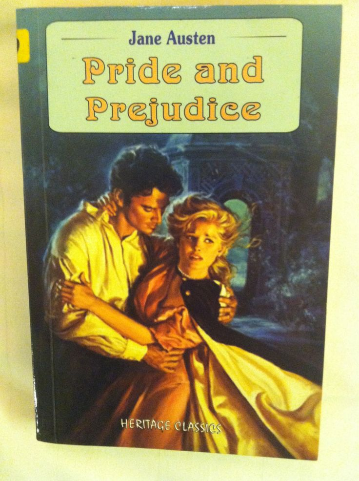 The best Pride and Prejudice cover ever, in which Darcy is a highwayman with a sordid yet noble past, Elizabeth a swooning governess, and off-duty Harlequin Romance novelists went to town. Found in a Chiang Mai used bookshop.