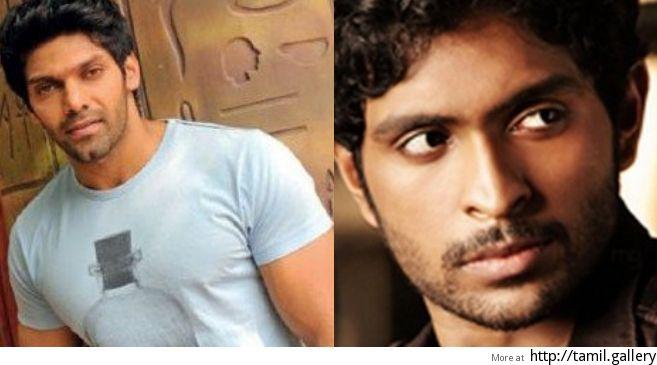 Vikram Prabhu and Arya on Ajith's fit look - http://tamilwire.net/58626-vikram-prabhu-arya-ajiths-fit-look.html