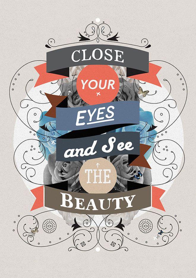 chill: Colors Combos, Make Art, Kavan Brooks, Prints Design, Posters Design, Graphics Design, Wall Posters, Matthew Kavan, Typographic Prints