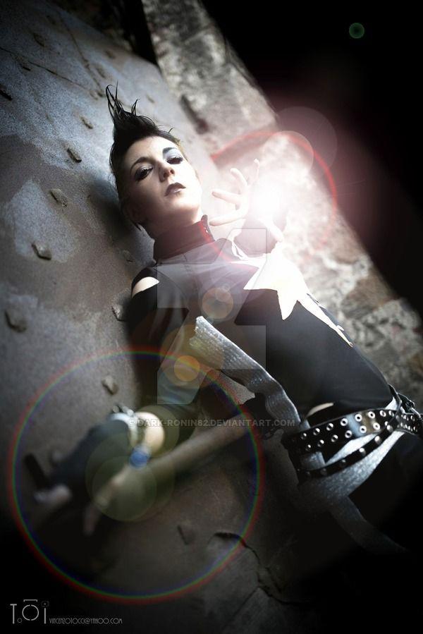 dark punk dazzler x-men marvel cosplay