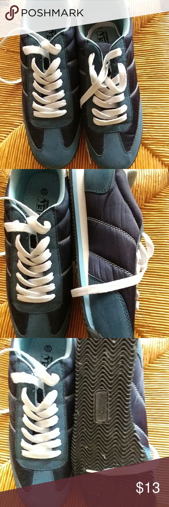 Men flat sneakers Forever 21,  brand new with out tags,  never used  True to size Forever 21 Shoes Sneakers