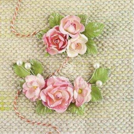 Σετ λουλουδιών Tourmaline της Prima