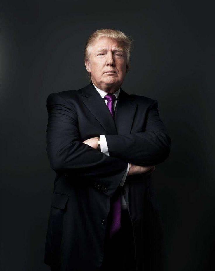 Portrait: Donald Trump | by Marco Grob ( website: marcogrob.com ) # ...
