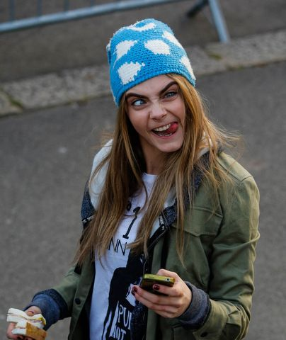 Celebritys making funny faces  | funcaradelevingne Celebrities Making Funny Faces: The Photos They Dont ...