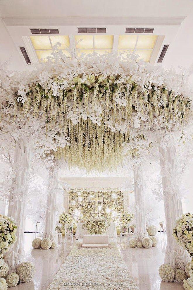 Gorgeous Wedding Ceremony ~ Axio Axio   bellethemagazine.com