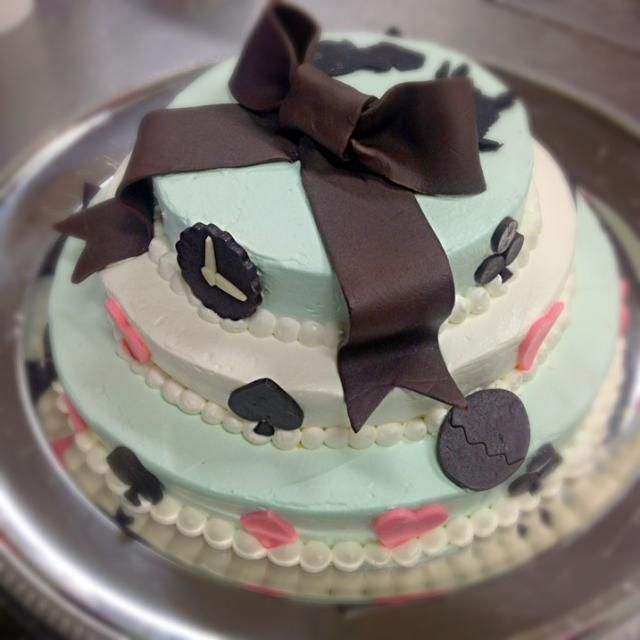 ウェディングケーキアリス