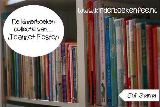 De kinderboeken collectie van...Jeannet Fasen