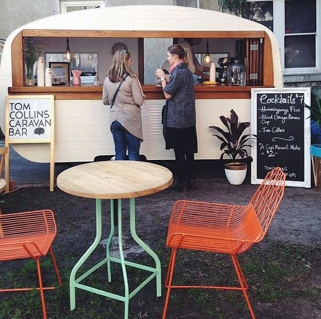 Tom Collins Caravan Bar - One Fine Day 2014 (Abbotsford Convent - Collingwood).PNG