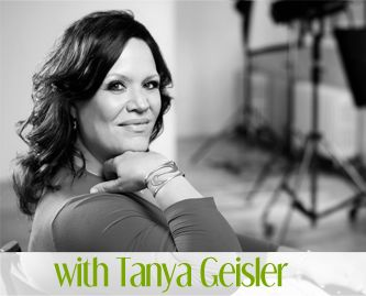 Tanya Geisler is a coach who radiates love and wisdom.
