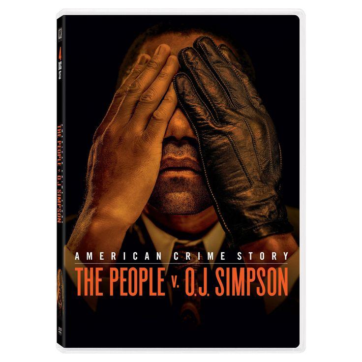American Crime Story: The People vs OJ Simpson (Dvd)