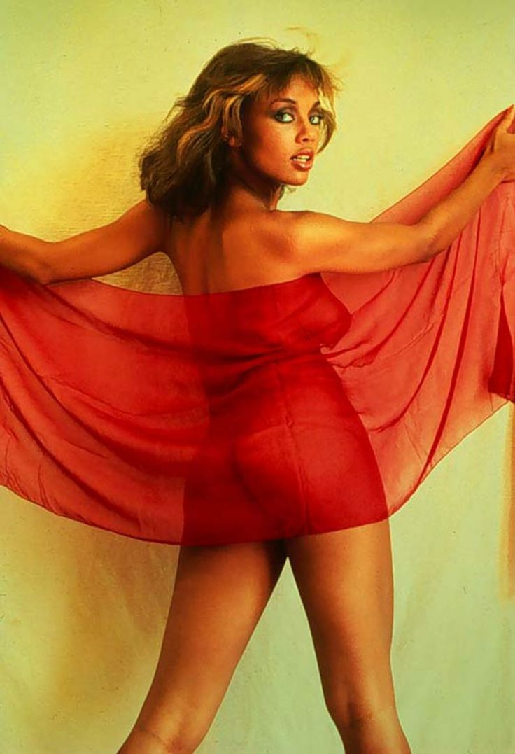 Vanessa Williams Poses For Penthouse