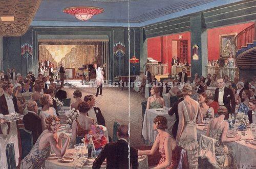Monseigneur Restaurant