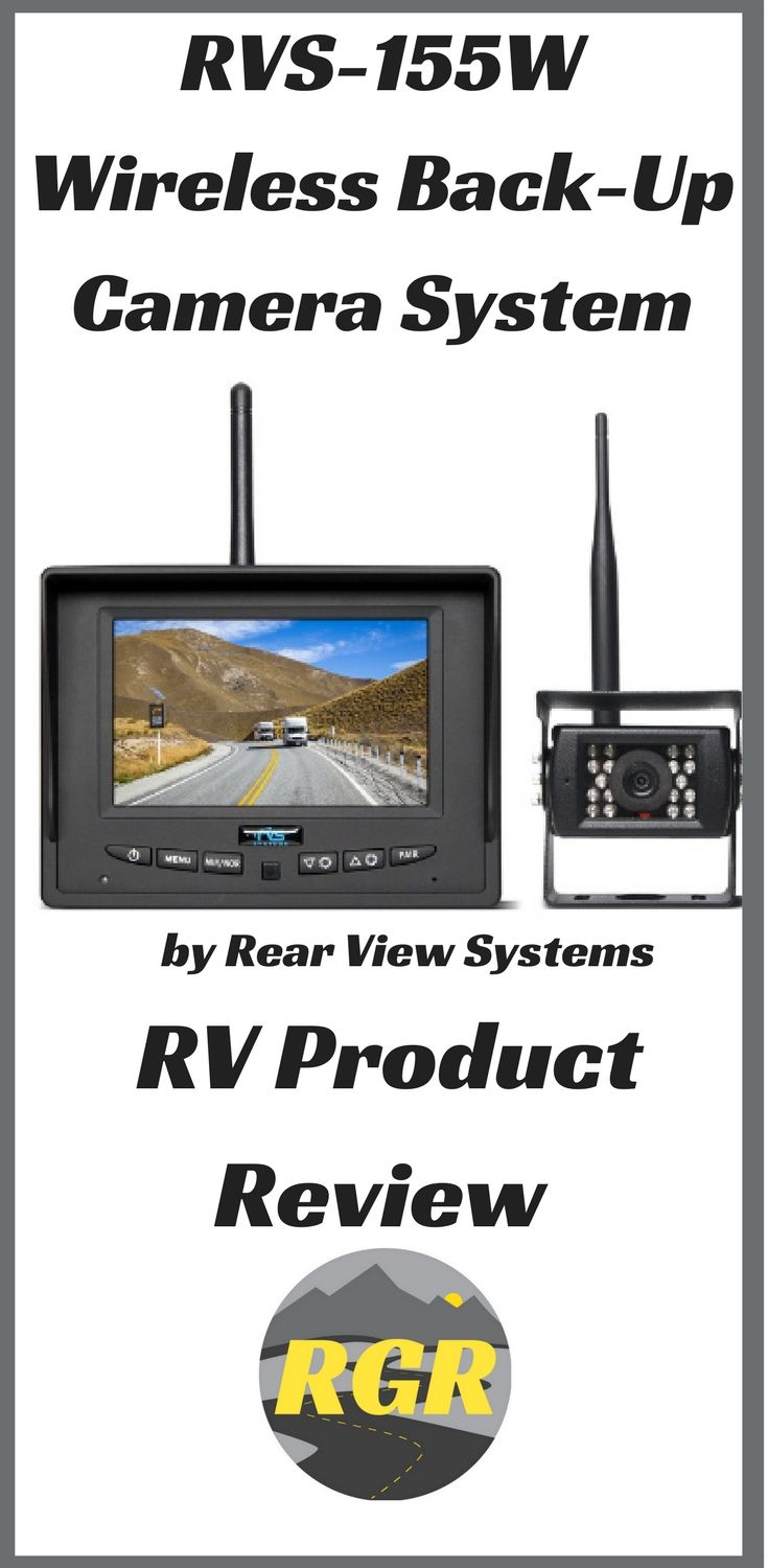 In this video we take a look at the RVS-155W backup camera system from Rear View Safety.  This is an easy to use digital wireless video camera and Monitor Kit for your RV or large vehicle. More info in the video Description.