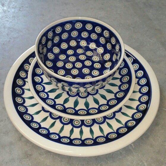 47 best Tableware - Polish Pottery images on Pinterest ...