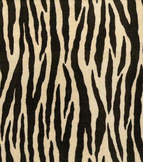 Home Decor Fabric-Waverly Grevy ZebraHome Decor Fabric-Waverly Grevy Zebra,                                                                                                                                                     Plus