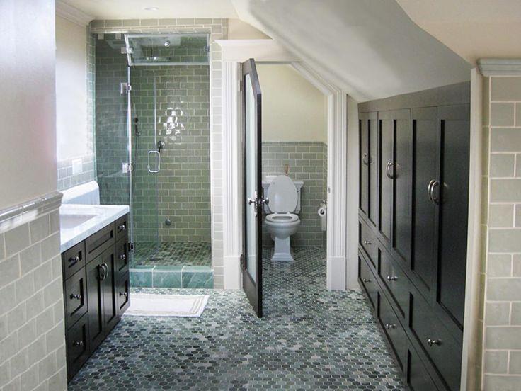Lighting Basement Washroom Stairs: 23 Best Bathroom Under Stairs Images On Pinterest