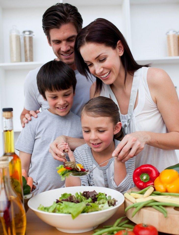 Ya está pronto el menú para tu familia!