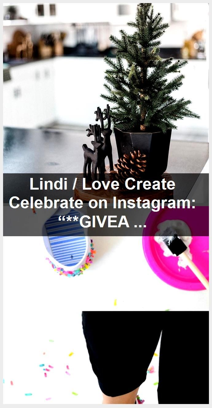 "Christmas Giveaway 2020 Celebrities Lindi / Love Create Celebrate on Instagram: ""**GIVEAWAY CLOSED"