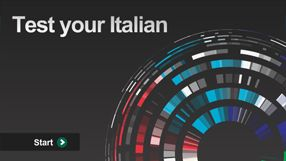 BBC Learn Italian; British Broadcasting Channel's hub page with lots of great links and reference materials