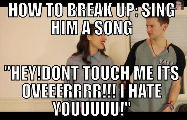 Miranda Sings meme.