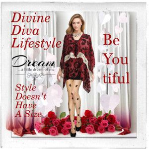 Divine Diva Lifestyle Plus Size Resort Wear