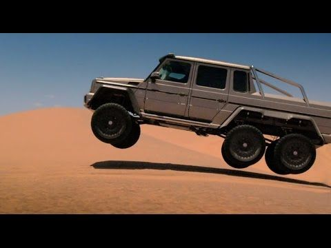 Exciting Vehicle | Mercedes G63 AMG 6x6 Review - Top Gear - Series 21 - BBC