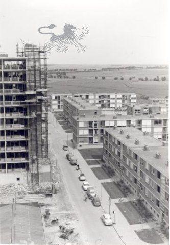 eikenstraat 1964 Historisch Centrum Leeuwarden - Beeldbank Leeuwarden