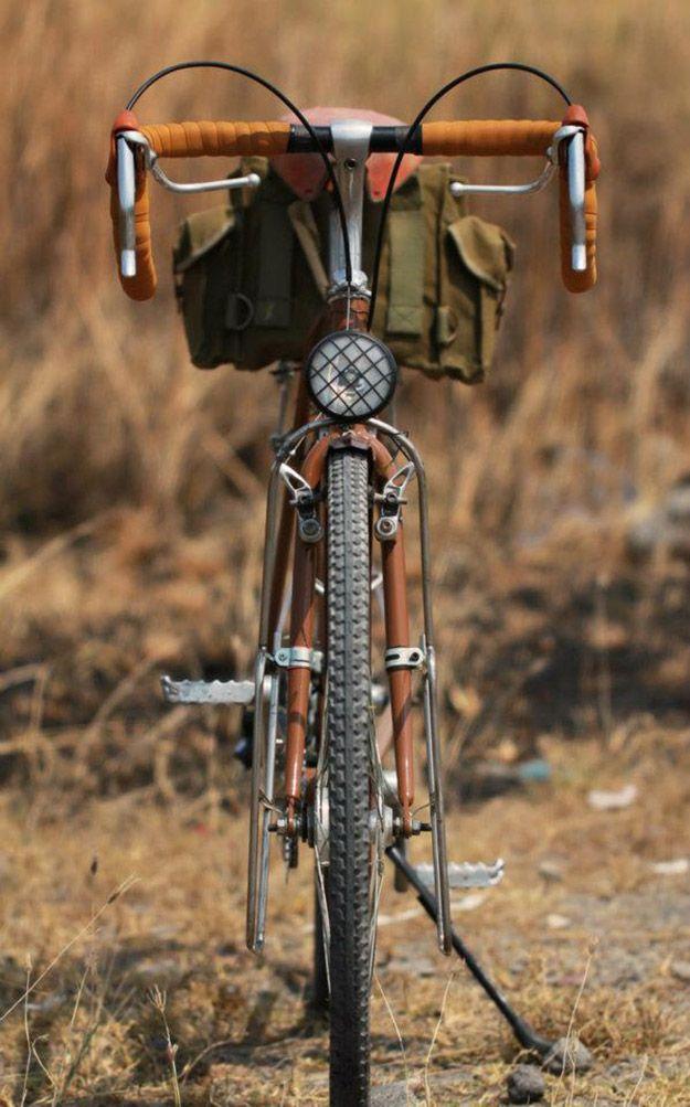 Federal Cycle Randonneur front