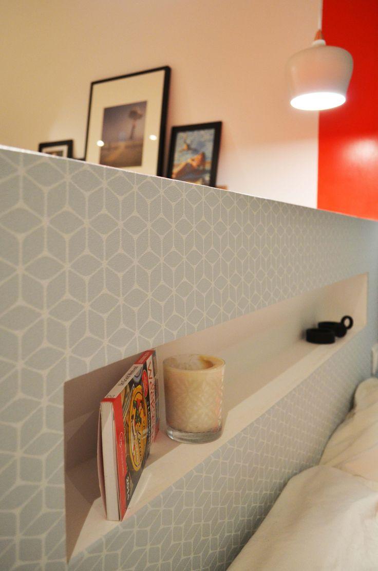 1000 idées sur le thème papier peint pour tête de lit sur ...