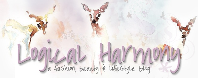 Logical Harmony - Your guide for living an animal friendly lifestyle! Logical Harmony focuses on beauty, fashion, and lifestyle.