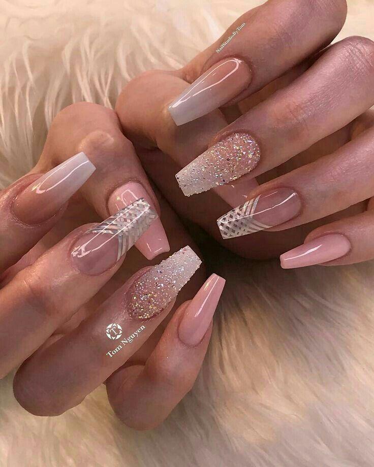 90 Unique And Beautiful Nail Art Designs Nail Designs Trendy Nails Beautiful Nails