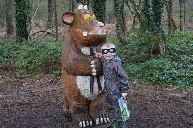 Entertaining Elliot: The Highway Rat Trail - Moors Valley Country Park Dorset