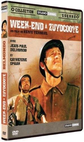 Week-end à Zuydcoote DVD ~ Jean-Paul Belmondo