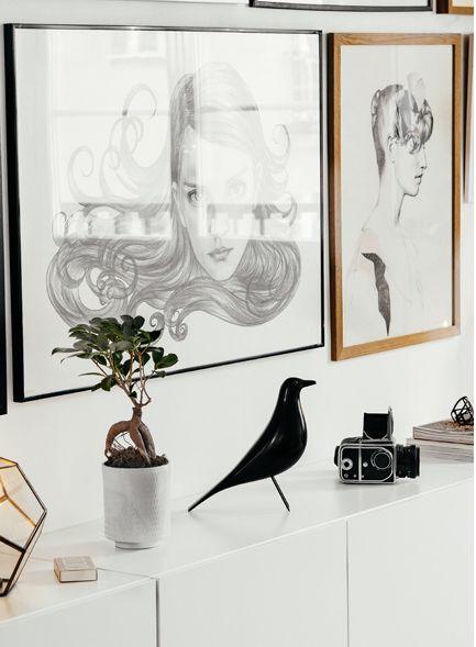 Scandinavisch wonen op 57 vierkante meter - Roomed | roomed.nl