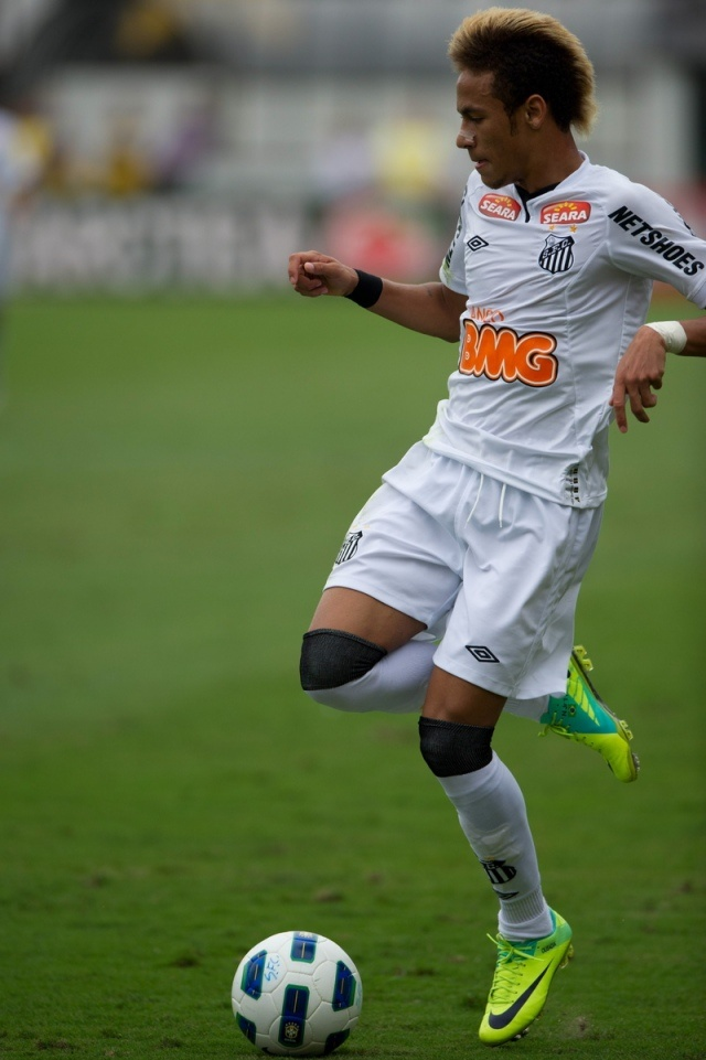 Neymar/Santos